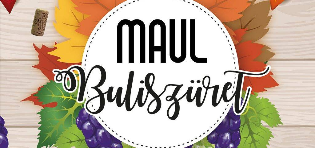 MAUL Buliszüret